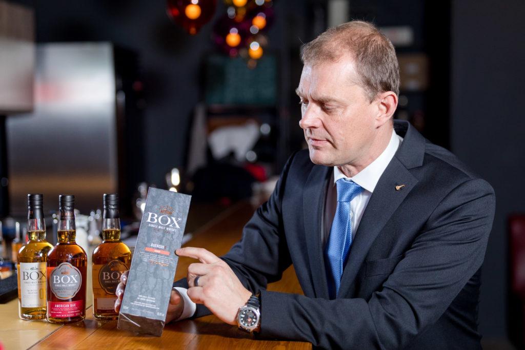 Roger 與我們介紹 Box Distillery 最新系列 QUERCUS I Robur (上市時間未定)