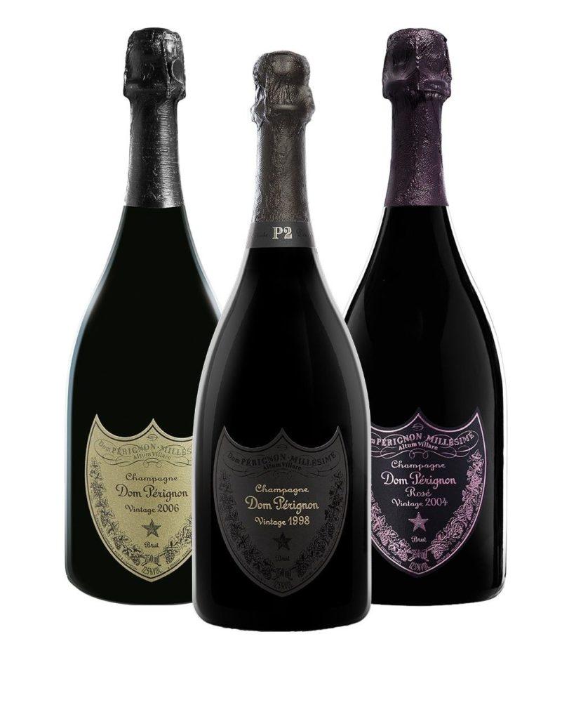 香檳王Dom Pérignon