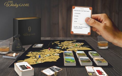 Whisky Game- 桌上遊戲