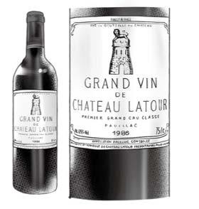 拉圖堡 Château Latour