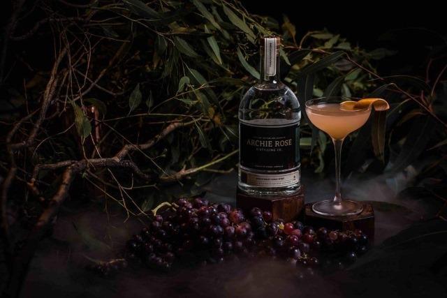 Archie Rose Hunter Valley Shiraz Spirit Cocktail