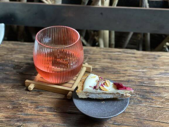 莓果系少女飲品