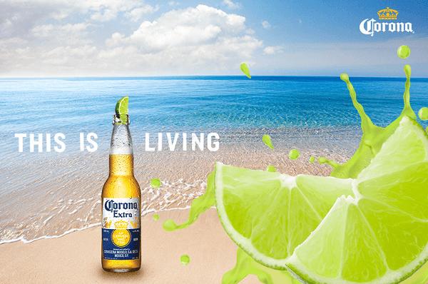 Corona啤酒
