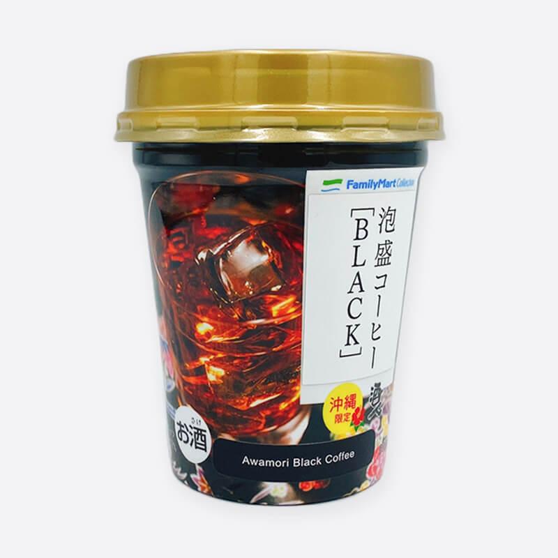 泡盛コーヒーBLACK