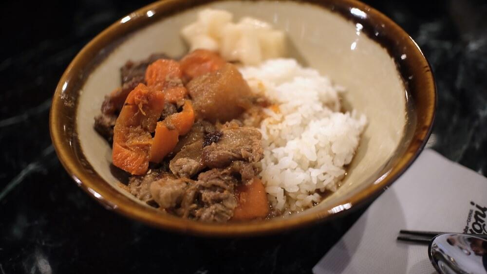 inBush牛筋飯