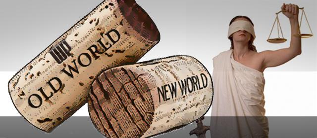 learn-oldWorld-vs-newWorld