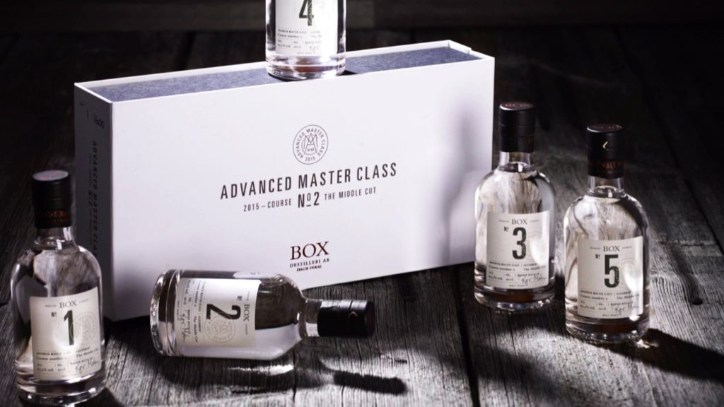 Box Whisky Advanced Master Class Course 2