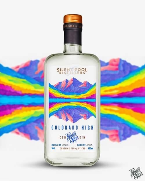 大麻琴酒Colorado High