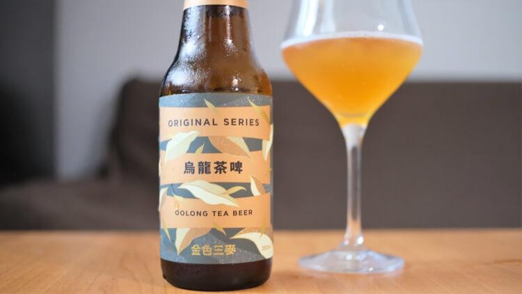 SUNMAI 金色三麥烏龍茶啤酒