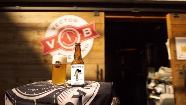 日本CBD啤酒 Green Dream