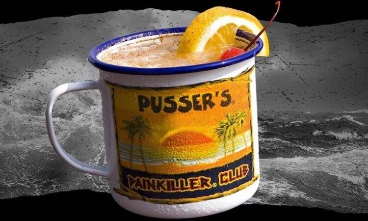 Pusser's 止痛藥 Painkiller 調酒