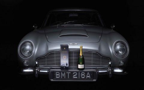 Bollinger 伯蘭爵007限定聯名香檳