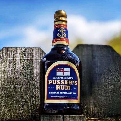 Pusser's 蘭姆酒