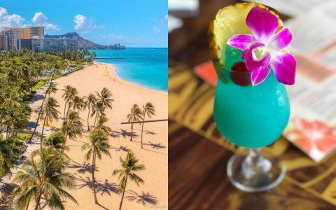 藍色夏威夷封面